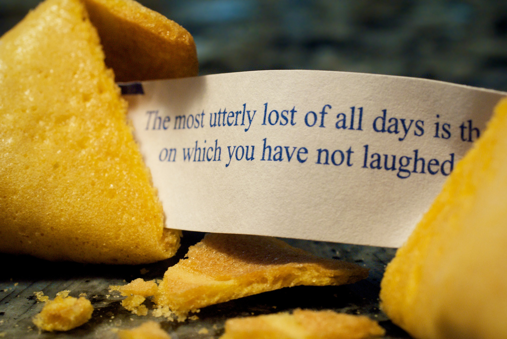Fortune Cookie 1